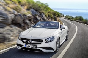 Nuova Mercedes-Benz Classe S Cabrio