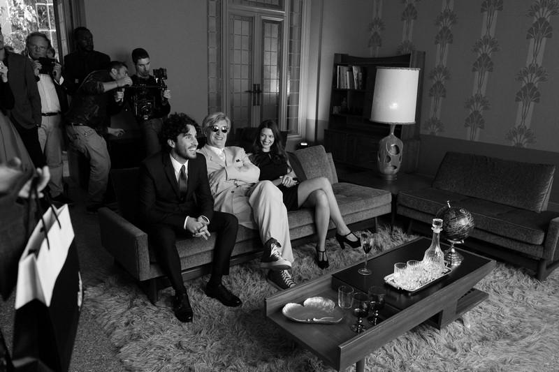 Filippo Giusti;Wim Wenders;Francesca Pasquini