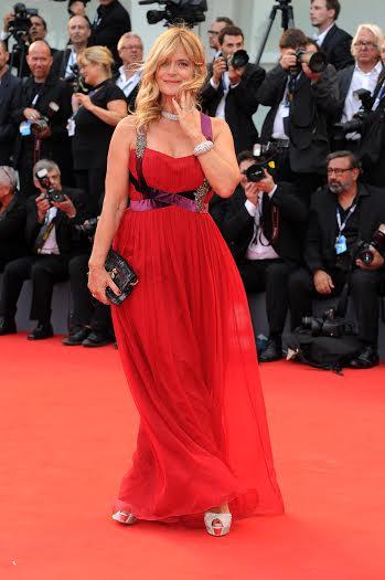 "72nd Venice Film Festival, Red carpet film ""Everest""Pictured: Nastassja Kinski"