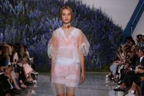 Dior Spring Summer 2016 RTW fashion show