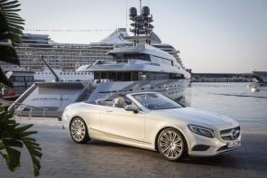 Mercedes-Benz ad Auto e Moto d'Epoca 2015