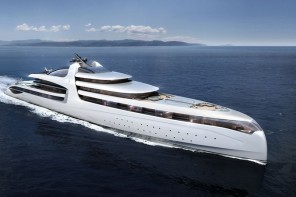 X Force 145: il concept extra lusso firmato Admiral Yachts