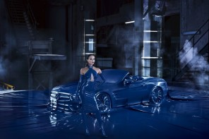 "Mercedes-Benz ""Obsession with an Icon"""