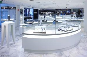 La Rinascente Milano spazio alla gioielleria e all'orologeria