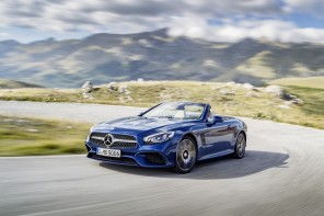 Nuova Mercedes-Benz SL