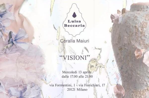 Visioni - Luisa Beccaria & Coralla Maiuri