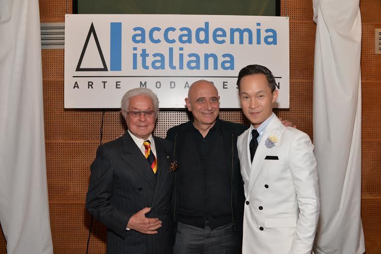 Sfilata degli allievi di accademia italiana arte moda for Accademia arte milano