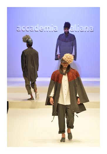 Accademia Italiana Firenze. Sfilata 2016 photo Barontini/CBP www.barontini.it
