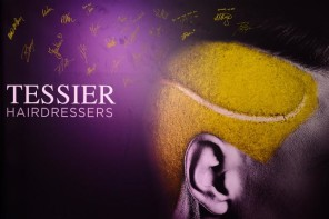 Tessier Hairdressers agli Internazionali BNL d'Italia 2016