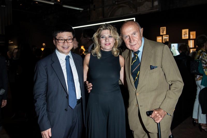 Zhao Yizheng;Gigliola Curiel;Modenese Beppe