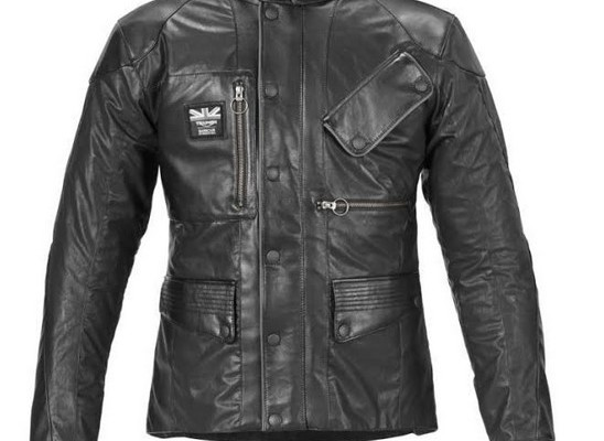 giacca di Triumph Motorcycles e Barbour International