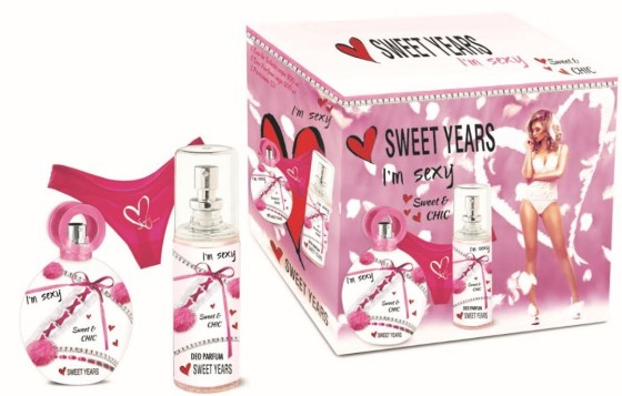 profumi Sweet Years