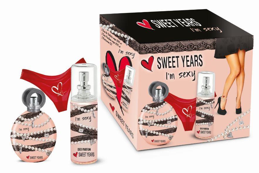Sweet Years profumi