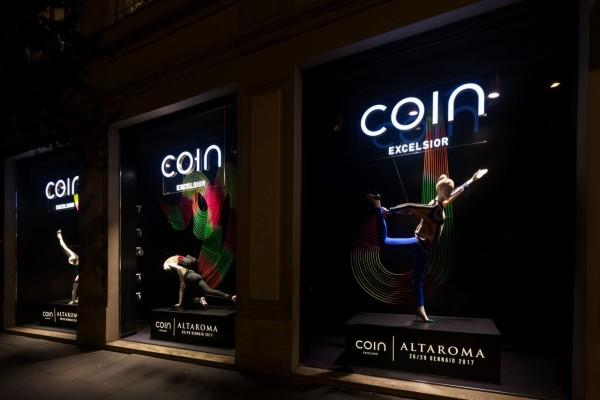 New Designer at Coin Excelsior