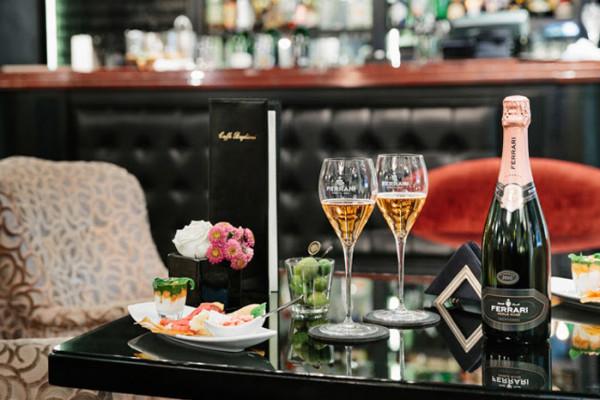 Baglioni Hotels e Cantine Ferrari