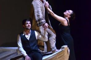 """Lo Monaco in """"Ulisse"""" al Teatro di Lamezia Terme"""