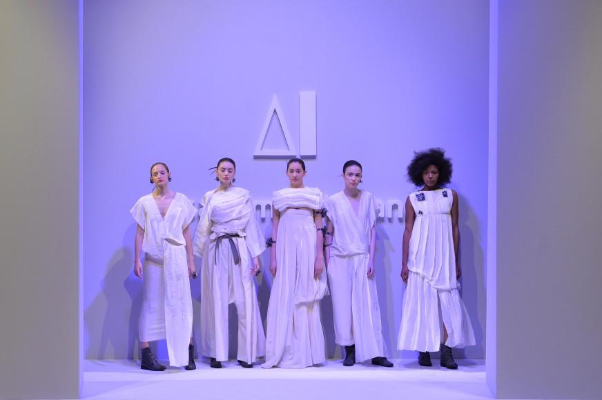 Accademia italiana sfilata 2017scenario for Accademia moda milano