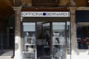 Officina Berardi apre a Venezia
