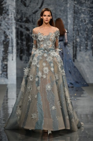 Maison Ziad Nakad  : Runway - Paris Fashion Week - Haute Couture Fall/Winter 2017-2018