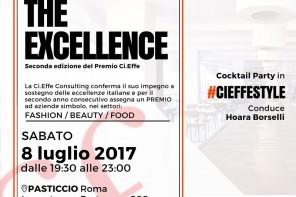 Premio Ci.Effe ad Altaroma Luglio 2017
