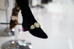 La scarpa NR Rapisardi diventa gioiello