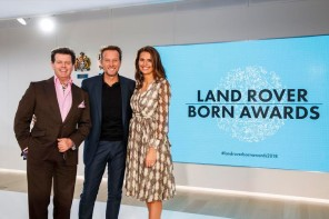 Land Rover BORN Awards Milano Design Week 2018