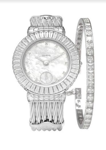 "CHARRIOL OROLOGIO ST-TROPEZ ""INVISIBLE"""