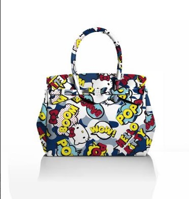 save my bag borsa hello kitty