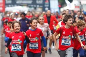 Bridgestone School Marathon, la corsa a misura di bambino