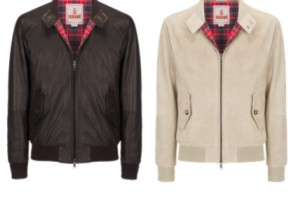 Baracuta G9 versione Suede e Vintage Leather