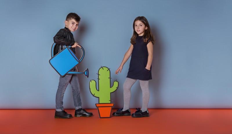 melania scarpe bambino