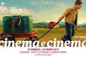 Al via la XVII edizione di Cinema e Cinema a Lamezia Terme