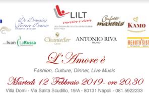 L'Amore è…il Charity Gala a favore della LILT Napoli