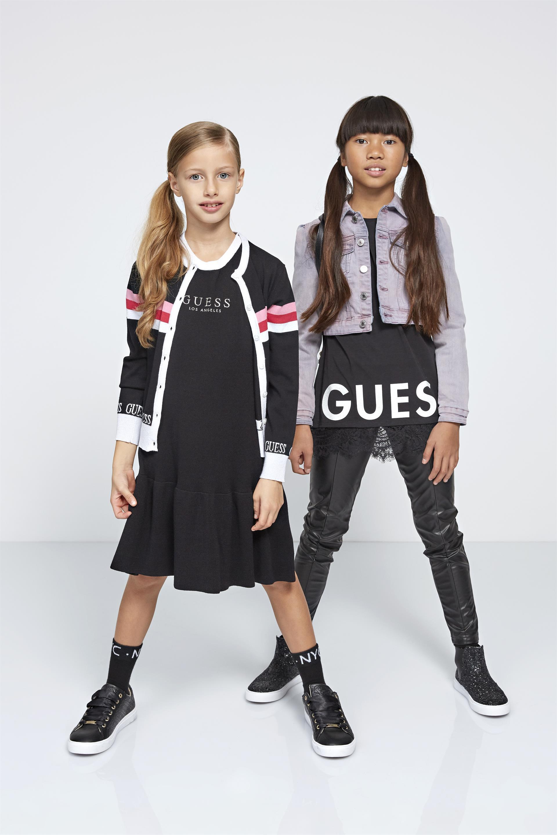 new concept ac3bc e0c94 Guess Kids Autunno Inverno 2019SCENARIO