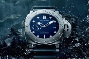 Panerai Submersible la campagna pubblicitaria