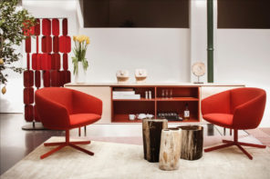 Il made in Italy al Design District di Rotterdam e al Neocon di Chicago