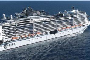 Msc mette a disposizione della Calabria nave crociera  come ospedale galleggiante