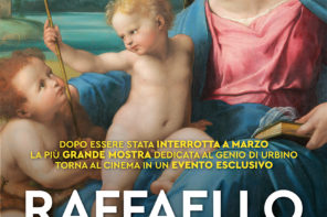 """Raffaello alle Scuderie del Quirinale"" Evento speciale, distribuito in sala da Adler Entertainment"