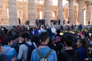 """Turismo Archeologico e Giovani – insight e policy per un New Normal"""